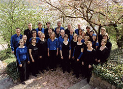 Der Kammerchor Ensemble vocal (2007)