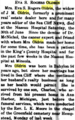 Eva S. Rogers (1860-1917) Oldrin obituary in the Sea Cliff News.png