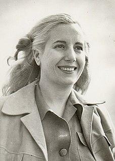 Eva Perón Argentine political figure