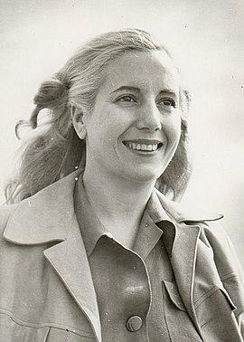 d61d0010a8f6 Eva Perón - Wikipedia, la enciclopedia libre