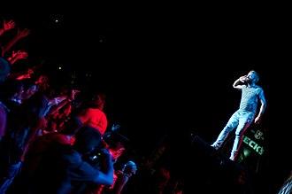 Apollo 440 - Apollo 440 on stage in Burgas, Bulgaria, 2010