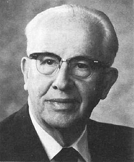 Ezra Taft Benson President of The Church of Jesus Christ of Latter-day Saints