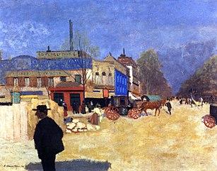 Place Clichy, Paris