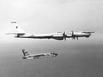 F-8E Crusader of VF-162 escortion Soviet Tu-95 c1967.jpg