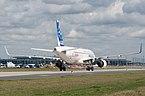 F-WWIQ Airbus A320 sharklet ILA 2012 01.jpg