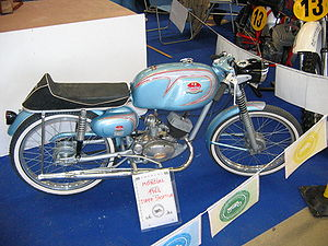 Mondial (motorcycle manufacturer) - 1964 50cc Mondial Super Sportiva