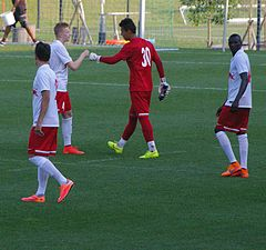 FC Liefering vs. Creighton University 30.JPG