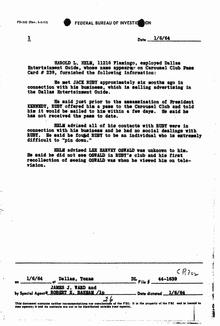 List of FBI forms - Wikipedia