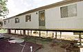 FEMA - 295 - Hazard Mitigation - support structures beneath mobile home.jpg