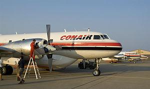 Conair Group - Convair CV580 Airtanker
