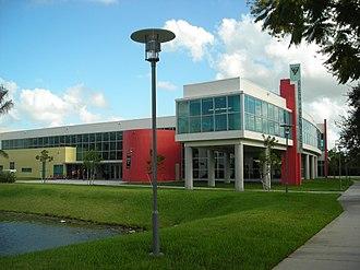FIU Panthers - FIU Recreation Center