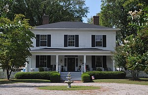 National Register of Historic Places listings in Franklin County, North Carolina - Image: FULLER HOUSE, FRANKLIN COUNTY, NC
