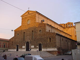 Faenza - Cathedral of Faenza.