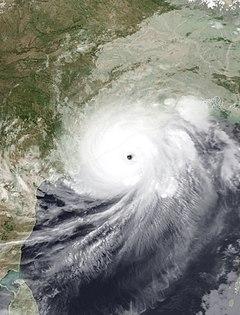 Cyclone Fani Tropical cyclone