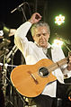 Faramarz Aslani Persian singer in a concert in Canada 2013.jpg