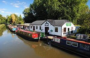 Farncombe - Image: Farncombe Boat House, 2013 (3)