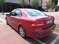 Father's car Saab 9.3 ARC (27910511987).jpg
