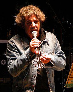 Fausto Leali Italian recording artist; singer