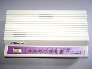 USRobotics - U.S. Robotics Sportster 14,400 Fax Modem (1994)