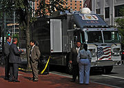 FBI Mobile Command Center, Washington Field Office