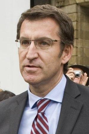 Núñez Feijóo, Alberto (1961-)