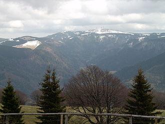 Southern Black Forest - Image: Feldberg
