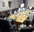 Female US servicemembers and Afghan women in 2007.jpg