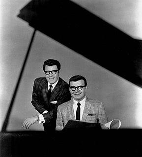 Ferrante & Teicher American piano duo