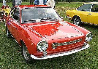 Fiat 850 - Fiat-Abarth OT 1000 Coupé