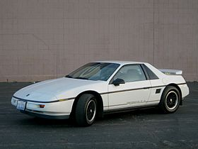 Pontiac Fiero From Wikipedia