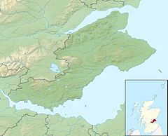 Inchkeith is located in Fife