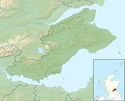 Inchcolm is located in Fife
