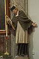 Figur des hl. Johannes Nepomuk in der kath. Pfarrkirche Röhrenbach.jpg