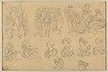 Figures in Medieval Costume (Tracings from the 'Nuremberg Chronicle') MET DP836126.jpg