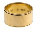 Fingerring av guld, 1807 - Hallwylska museet - 110200.tif
