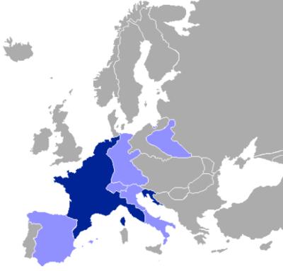 امپراتوری اول فرانسه