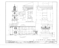 First Presbyterian Church, New and Middle Streets, New Bern, Craven County, NC HABS NC,25-NEBER,1- (sheet 3 of 5).png