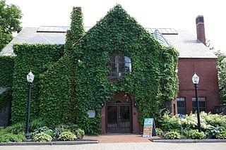 Fitchburg Art Museum Art museum in Fitchburg, Massachusetts