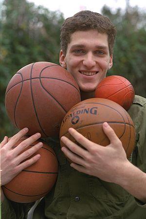 Israel national basketball team - Doron Sheffer