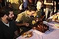 Flickr - Israel Defense Forces - IDF Lone Soldiers Celebrate Thanksgiving, Nov 2010 (3).jpg