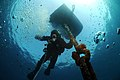Flickr - Official U.S. Navy Imagery - A Navy diver does a salvage survey. (1).jpg
