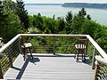 Flickr - brewbooks - Deck with a view - John M's garden.jpg