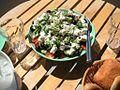 Flickr - cyclonebill - Græsk salat (1).jpg