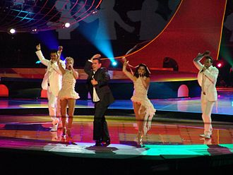 Spain in the Eurovision Song Contest - Image: Flickr proteusbcn Eurovision Song Contes 2004 Istambul (34)