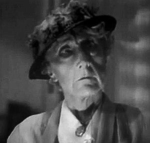Flora Finch - In Postal Inspector (1936)