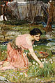Flora by Waterhouse (Koriyama City Museum of Art).jpg