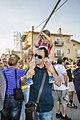 """Flumeri (AV), 2017, Il """"Giglio"""" di grano per la festa di San Rocco. (36971742165).jpg"""
