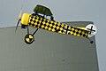 Fokker D.VIII Lt See Gotthard Sachsenberg Takeoff 05 Dawn Patrol NMUSAF 26Sept09 (14597969434).jpg