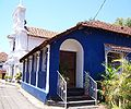 Fontainhas - Blue house staircase.jpg