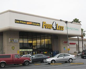 Food 4 Less - Food 4 Less grocery store in Los Angeles, California